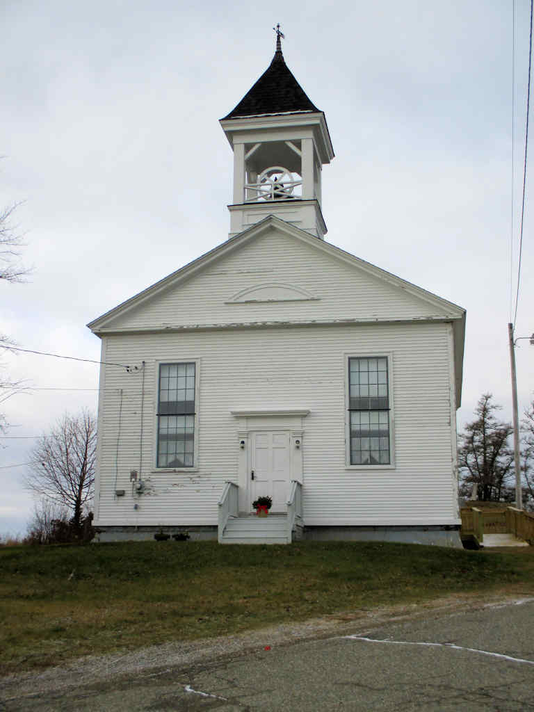 Whiting Meeting House